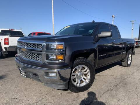 2014 Chevrolet Silverado 1500 for sale at Superior Auto Mall of Chenoa in Chenoa IL