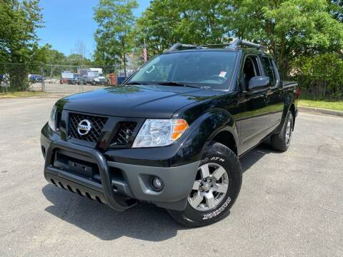 2012 Nissan Frontier for sale at JMAC IMPORT AND EXPORT STORAGE WAREHOUSE in Bloomfield NJ