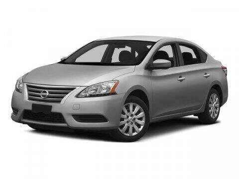 2015 Nissan Sentra for sale at STG Auto Group in Montclair CA