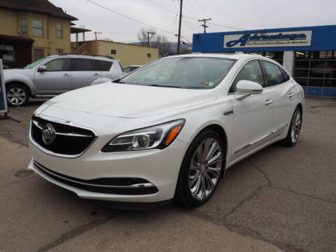 2017 Buick LaCrosse for sale at Advantage Auto Sales in Wheeling WV