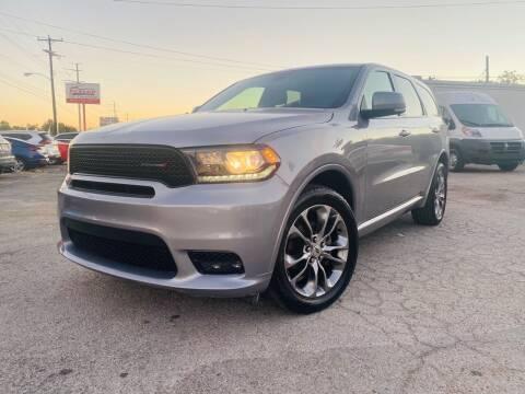 2019 Dodge Durango for sale at Italy Auto Sales in Dallas TX