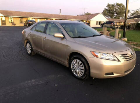 2007 Toyota Camry for sale at Wyss Auto in Oak Creek WI