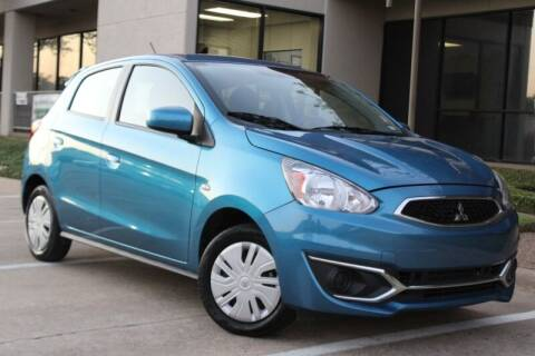 2018 Mitsubishi Mirage for sale at DFW Universal Auto in Dallas TX