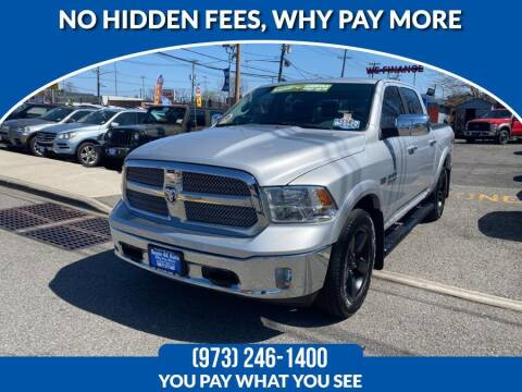 2018 RAM Ram Pickup 1500 for sale at Route 46 Auto Sales Inc in Lodi NJ