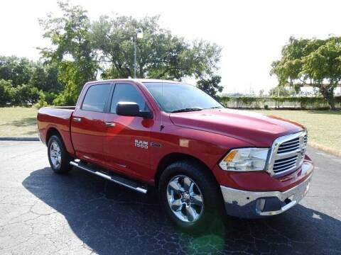 2016 RAM Ram Pickup 1500 for sale at SUPER DEAL MOTORS 441 in Hollywood FL
