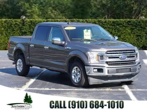 2020 Ford F-150 for sale at PHIL SMITH AUTOMOTIVE GROUP - Pinehurst Nissan Kia in Southern Pines NC