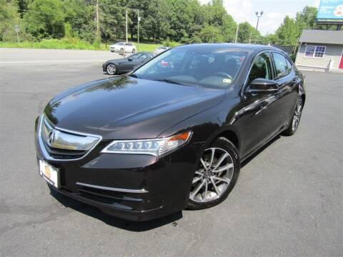 2016 Acura TLX for sale at Guarantee Automaxx in Stafford VA