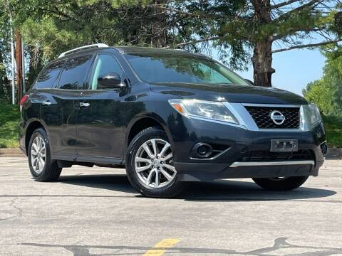 2013 Nissan Pathfinder for sale at Used Cars and Trucks For Less in Millcreek UT