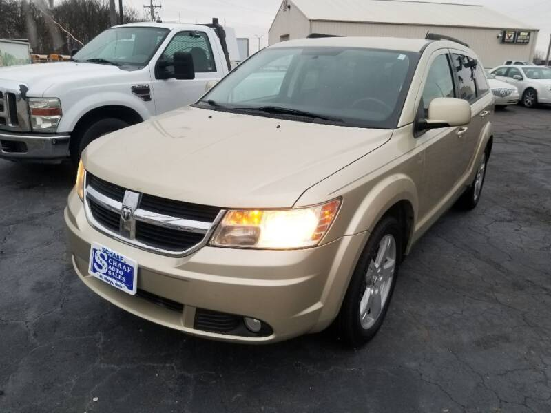 2010 Dodge Journey for sale at Larry Schaaf Auto Sales in Saint Marys OH