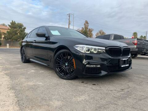 2017 BMW 5 Series for sale at Boktor Motors in Las Vegas NV
