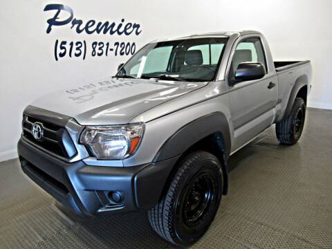 2014 Toyota Tacoma for sale at Premier Automotive Group in Milford OH