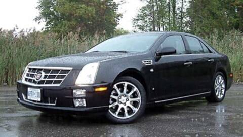 2009 Cadillac STS for sale at Diamond Automobile Exchange in Woodbridge VA