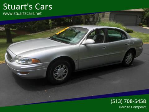 2003 Buick LeSabre for sale at Stuart's Cars in Cincinnati OH