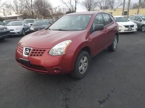 2009 Nissan Rogue for sale at Nonstop Motors in Indianapolis IN