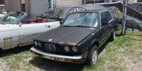 1986 BMW 3 Series for sale at Crescent Collision Inc. in Jefferson LA