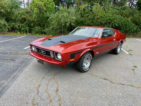 1973 Ford Mustang for sale at Clair Classics in Westford MA