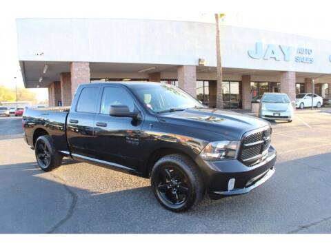 2018 RAM Ram Pickup 1500 for sale at Jay Auto Sales in Tucson AZ