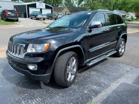 2011 Jeep Grand Cherokee for sale at D. C.  Autos in Huntsville AL