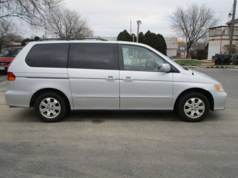 2004 Honda Odyssey for sale at KEY USED CARS LTD in Crystal Lake IL
