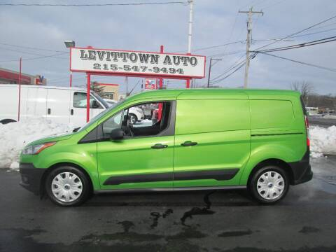 2019 Ford Transit Connect Cargo for sale at Levittown Auto in Levittown PA