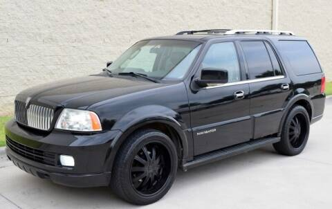 2006 Lincoln Navigator for sale at Raleigh Auto Inc. in Raleigh NC