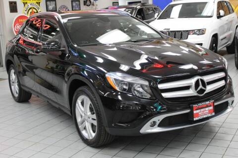 2015 Mercedes-Benz GLA for sale at Windy City Motors in Chicago IL