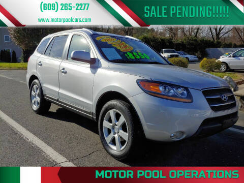 2009 Hyundai Santa Fe for sale at Motor Pool Operations in Hainesport NJ