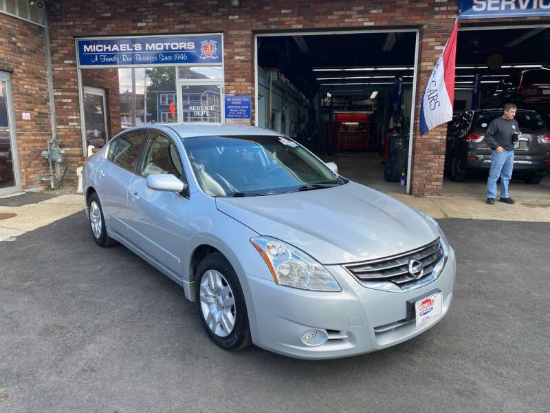 2012 Nissan Altima for sale at Michaels Motor Sales INC in Lawrence MA