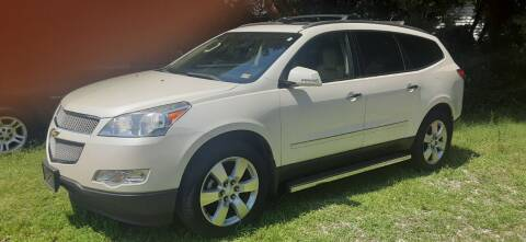 2011 Chevrolet Traverse for sale at Gaita Auto Sales in Poquoson VA