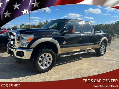 2013 Ford F-250 Super Duty for sale at TEDS CAR CENTER in Athens AL