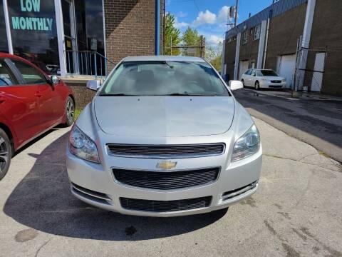 2010 Chevrolet Malibu for sale at Royal Motors - 33 S. Byrne Rd Lot in Toledo OH