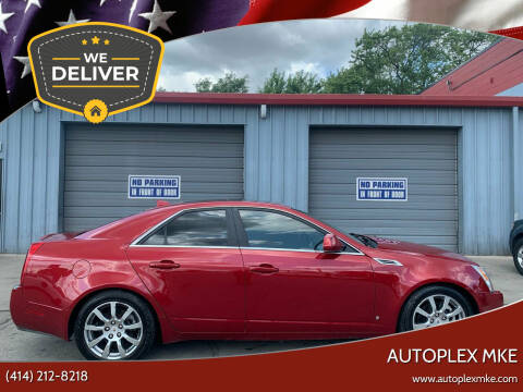 2009 Cadillac CTS for sale at Autoplex 2 in Milwaukee WI