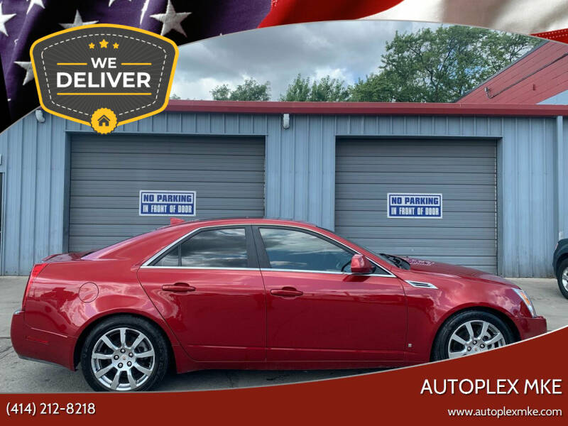 2009 Cadillac CTS for sale at Autoplexwest in Milwaukee WI