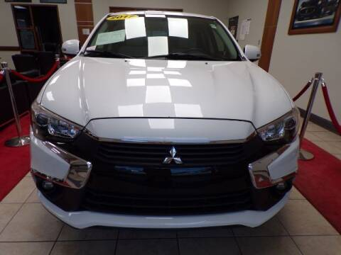 2017 Mitsubishi Outlander Sport for sale at Adams Auto Group Inc. in Charlotte NC