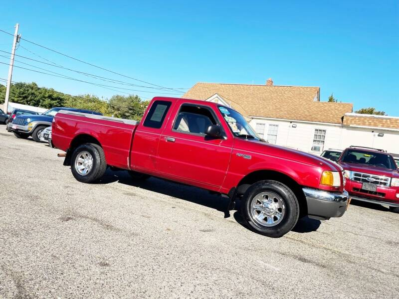 2001 Ford Ranger for sale at New Wave Auto of Vineland in Vineland NJ