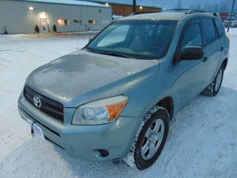 2008 Toyota RAV4 for sale at Dependable Used Cars in Anchorage AK