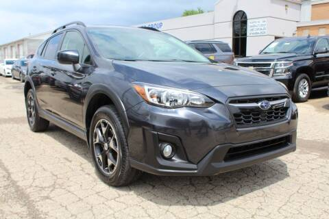 2018 Subaru Crosstrek for sale at SHAFER AUTO GROUP in Columbus OH