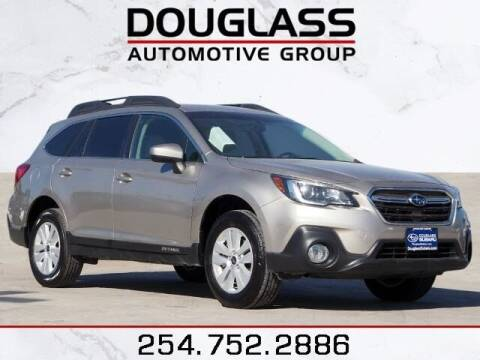 2018 Subaru Outback for sale at Douglass Automotive Group - Douglas Subaru in Waco TX