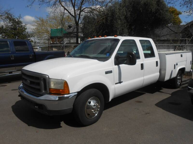 1999 Ford F-350 Super Duty for sale at Armstrong Truck Center in Oakdale CA