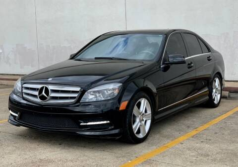 2011 Mercedes-Benz C-Class for sale at Texas Auto Corporation in Houston TX