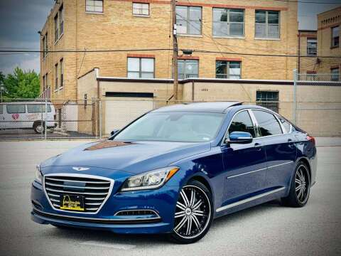 2015 Hyundai Genesis for sale at ARCH AUTO SALES in Saint Louis MO