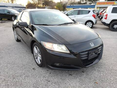 2011 Honda CR-Z for sale at PREMIER MOTORS OF PEARLAND in Pearland TX
