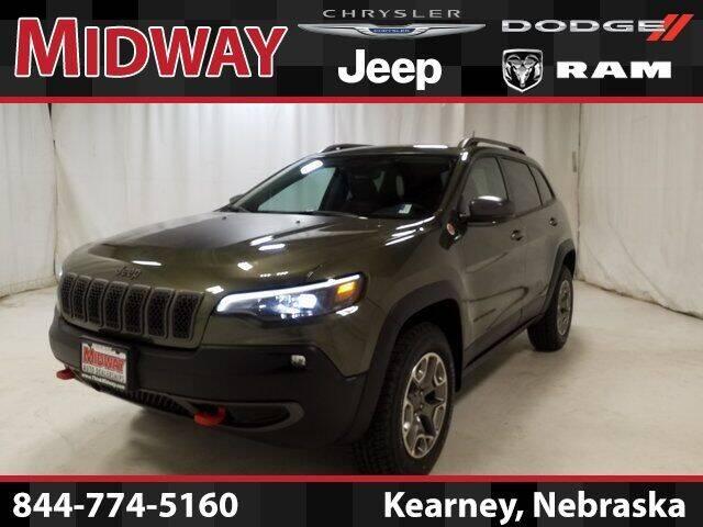 2021 Jeep Cherokee for sale in Kearney, NE