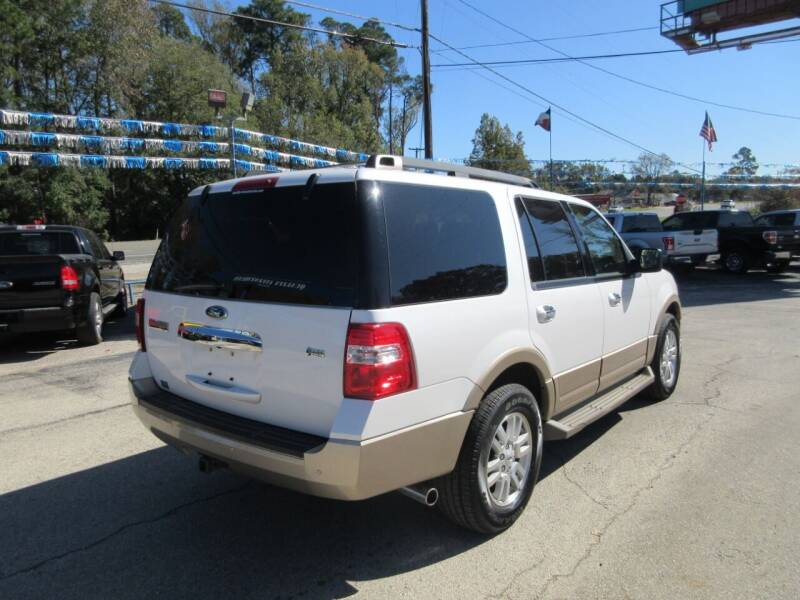 2011 Ford Expedition 4x2 XLT 4dr SUV - Tyler TX