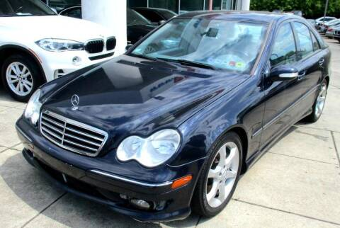 2007 Mercedes-Benz C-Class for sale at Pars Auto Sales Inc in Stone Mountain GA