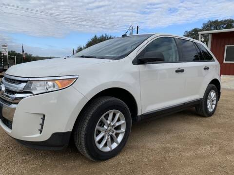 2013 Ford Edge for sale at LJD Sales in Lampasas TX