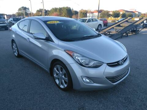 2013 Hyundai Elantra for sale at Kelly & Kelly Supermarket of Cars in Fayetteville NC