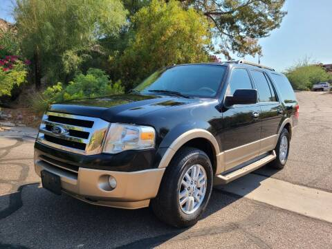 2012 Ford Expedition for sale at BUY RIGHT AUTO SALES in Phoenix AZ