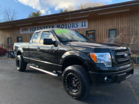 2014 Ford F-150 for sale at Kerwin's Volunteer Motors in Bristol TN