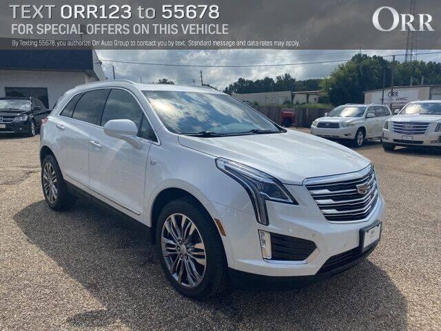 2018 Cadillac XT5 for sale in Longview, TX